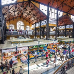29401073-BUDAPEST-HUNGARY-APRIL-12-interior-of-the-Great-Market-Hall-Stock-Photo-1024x678